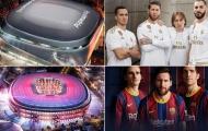Top 10 câu lạc bộ giàu nhất thế giới: Man Utd trượt khỏi top 3, bất ngờ số 1