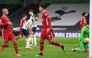 10 thống kê Spurs 1-3 Liverpool: Mourinho hết phép, siêu hậu vệ tấn công!