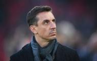 Bỏ quên Man Utd, Neville chỉ tên 3 ngôi sao đẳng cấp thế giới ở NHA
