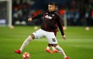 Chấm dứt hợp đồng, Man Utd chia tay 'đôi chân pha lê' sau 6 năm rưỡi