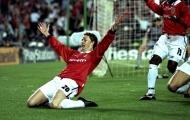 10 tay săn bàn hàng đầu lịch sử Man Utd trong kỷ nguyên Premier League
