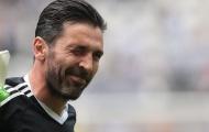 43 tuổi, Buffon cán mốc 1.100 trận đấu chuyên nghiệp