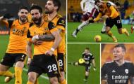 5 điểm nhấn Wolves 2-1 Arsenal: Combo ăn hại, siêu phẩm xuất hiện