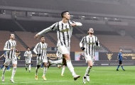 Hàng thủ 'biếu' Ronaldo 2 bàn thắng, Inter thua đau trước Juventus