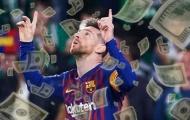 Đội hình khủng ngang tiền lương Messi: 'Cáo già' Dortmund, tầm nhìn Bayern