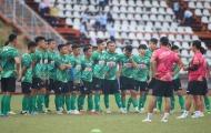 Các CLB V-League ra mức phạt nếu cầu thủ tăng cân sau Tết