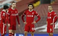 Carragher chỉ ra 5 vị trí Liverpool phải thay đổi ở trận gặp Man City