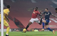 ĐHTB vòng 22 EPL: 'Đôi cánh thiên thần' của Man Utd và Jesse Lingard