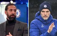 Ferdinand bất ngờ trước 1 quyết định của Tuchel tại Chelsea