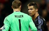 Sau tất cả, Neuer nói thẳng khác biệt về Ronaldo