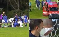 Sao FC Porto va chạm kinh hoàng, 'đồ tể' Pepe cũng phải rơi lệ