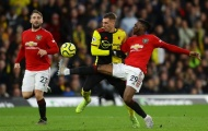 Man United: Bay trên 'đôi cánh thiên thần'
