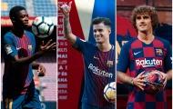 Coutinho – Dembele – Griezmann, bản hợp đồng nào khiến Cules thất vọng nhất?