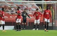 Đêm qua, có 1 đội bóng 'đen' hơn Man Utd