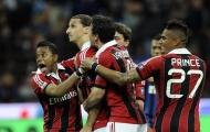 Đội hình AC Milan lên ngôi Serie A 2010/11: Ibra còn đó; Quá tiếc Pato