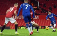 Vì khoảnh khắc này, Man Utd đã mất hết sự kiểm soát vào tay Everton