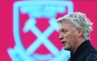 Chạm trán Man Utd, David Moyes lo sợ 5 cầu thủ của Solskjaer