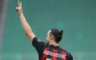 Lập cú đúp, Ibrahimovic hướng về các sếp AC Milan làm 1 chuyện