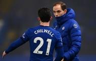 Tuchel lý giải việc rút Chilwell rời sân đến 2 lần trong 4 trận đã qua