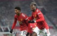 11 cầu thủ ghi nhiều bàn thắng nhất cho Man Utd ở mùa giải 2020-21: Số 1 không thể khác
