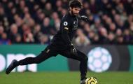 Liverpool để thua, Alisson mắc lỗi: Khi triển khai bóng từ sân nhà đang trở thành 'thảm hoạ'