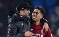 Liverpool sa sút, Roberto Firmino nói lời thật lòng về Jurgen Klopp