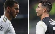 Từ Ronaldo đến Hazard: 10 sao được Real 'săn lùng' đã thi đấu ra sao?