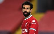 'Những gì Salah đạt được đã có thể so bì với Messi và Ronaldo'