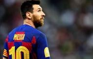 'Lionel Messi là cầu thủ hay nhất mà tôi từng đối đầu'