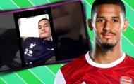 Hành động dị hợm, sao Arsenal hứng chịu 'cú tát' từ LĐBĐ Pháp