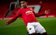 Đây! Cái tên có thể khiến Man Utd quên đi Jadon Sancho