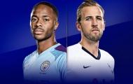 5 ngôi sao quyết định đại chiến Man City vs Tottenham