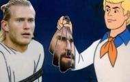 Cười té khói với loạt ảnh chế Leicester chiến thắng Liverpool