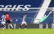 Man Utd hòa West Brom: Khi 'ác mộng Mourinho' lại hiện về