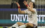 Arsenal chốt hạ điều kiện gia hạn hợp đồng với David Luiz