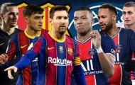 5 ngôi sao quyết định đại chiến Barcelona vs PSG