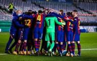Đội hình Barca vs PSG: Sự trở lại của 'chiến binh', tam tấu GMD