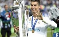 Đội hình hay nhất lịch sử cúp C1: 'Vua Ronaldo' và phần còn lại