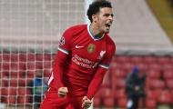 Curtis Jones: Tài năng trẻ chuyển mình trở thành trụ cột của Liverpool