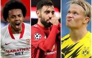 Man Utd và 'xương sống' đáng sợ nếu kích hoạt 3 bom tấn chợ Hè 2021