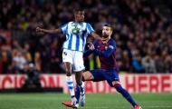Gặp Man Utd, 'sát thủ' Real Sociedad mạnh miệng tuyên bố 'không quan trọng'