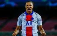 5 cầu thủ chạy nhanh nhất Champions League mùa này: Mbappe xếp thứ 4