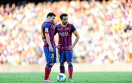 5 đối tác ăn ý nhất với Messi tại Barcelona