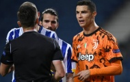 Ronaldo 'nổi điên' với trọng tài sau khi Juve mất penalty phút 90+4