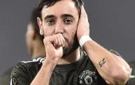Bruno nổ cú đúp, Man Utd hủy diệt Sociedad tại Turin