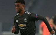 Paul Scholes chê Amad Diallo một điều sau màn ra mắt Man Utd