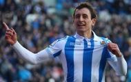 Thua 0-4, sao Sociedad thừa nhận sự thật gây choáng về Man Utd