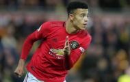 Hé lộ những điều khoản hợp đồng mới của Greenwood tại Man United