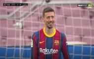 Barca mất điểm, CĐV nổi điên vì nụ cười của Clement Lenglet