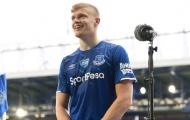 Săn trung vệ, Man Utd lên kế hoạch táo bạo với 'gã khổng lồ' Everton